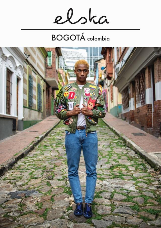 Cover - Elska Bogota